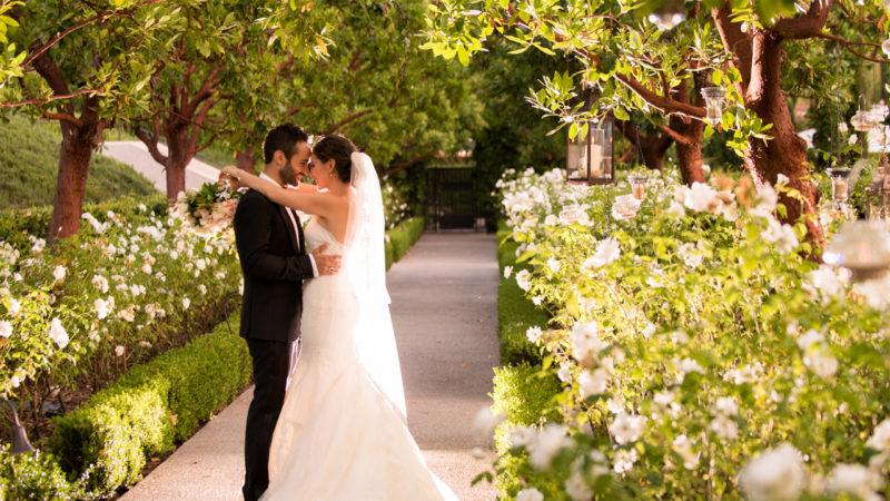 Final Wedding Shot