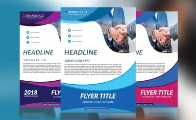 how to make business flyers online for free